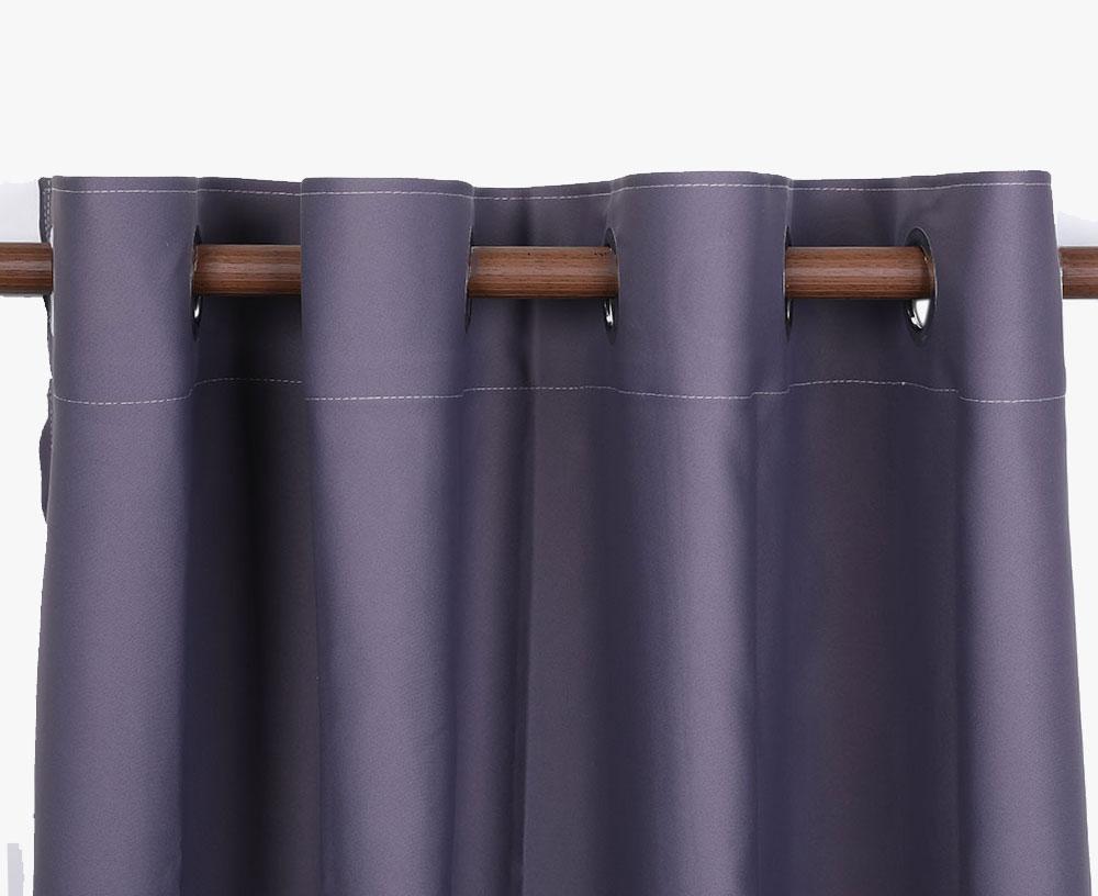 100%涤纶素色遮光布